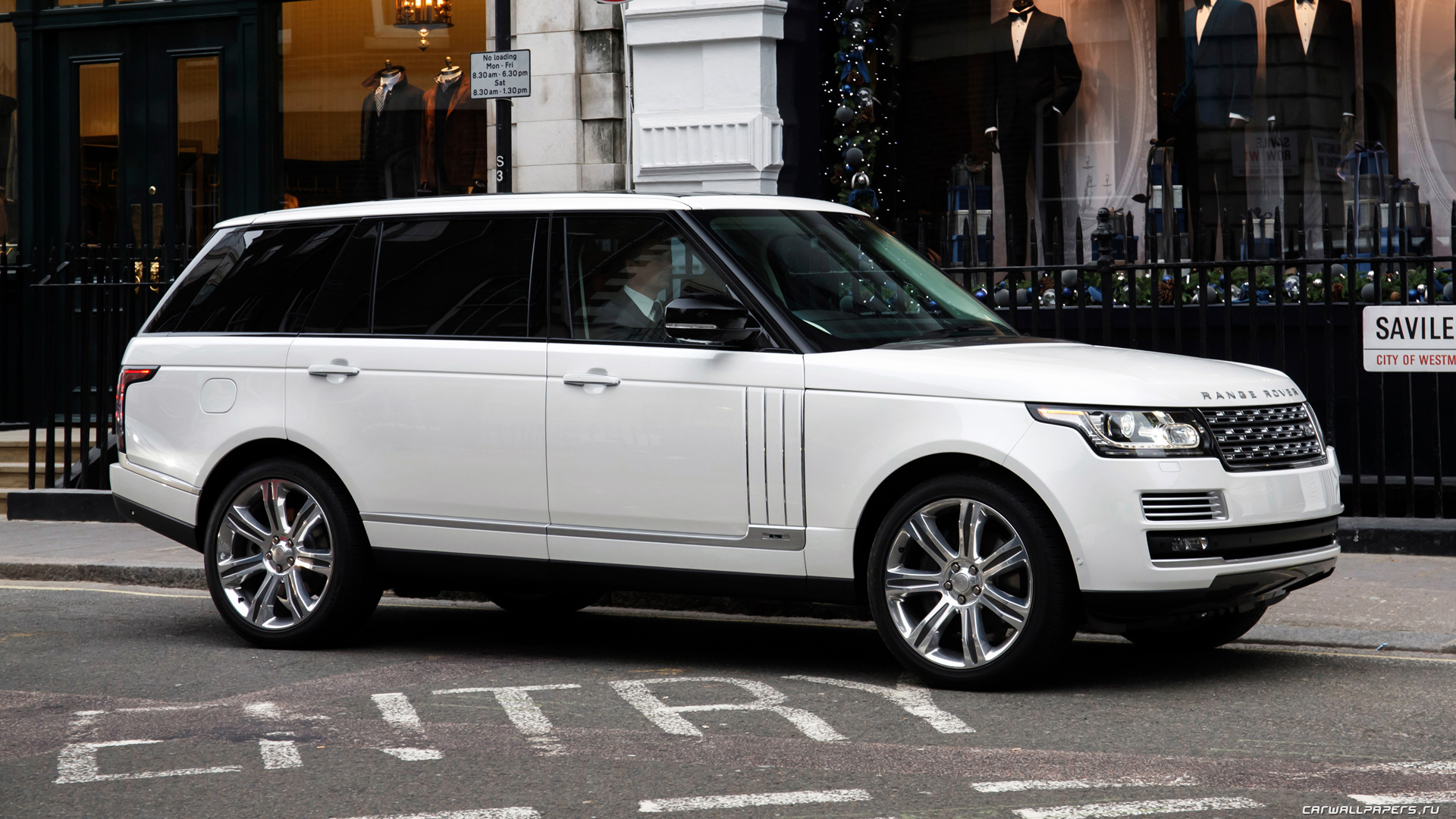 2016 Land Rover Autobiography LWB